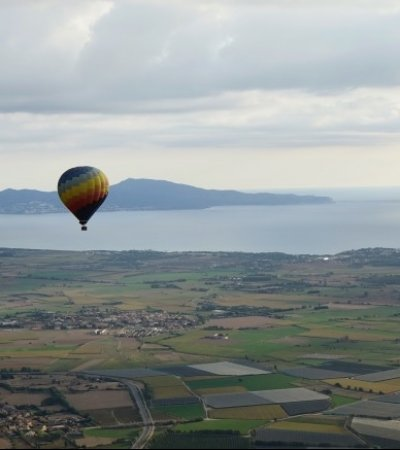 Offre de vol en montgolfière - Midweek (juillet et août)
