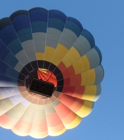 Monday to Friday balloon flights -10% (July and August)