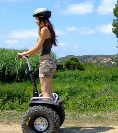 Flight + Segway